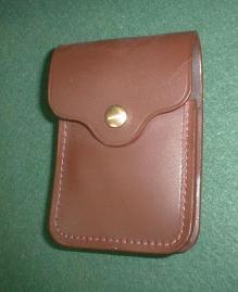 Charger holster brown double